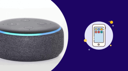 how to connect alexa to iphone