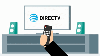 program directv remote to tv without receiver