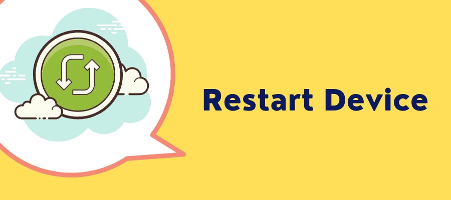 restart prime