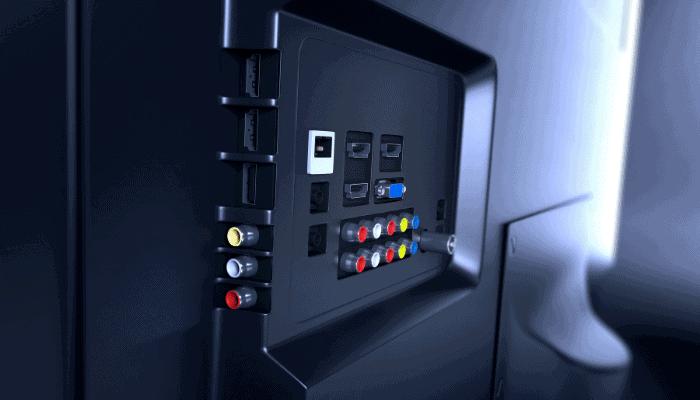 tv usb ports