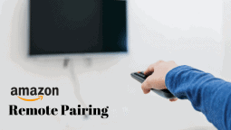 amazon fire stick remote replacement pairing