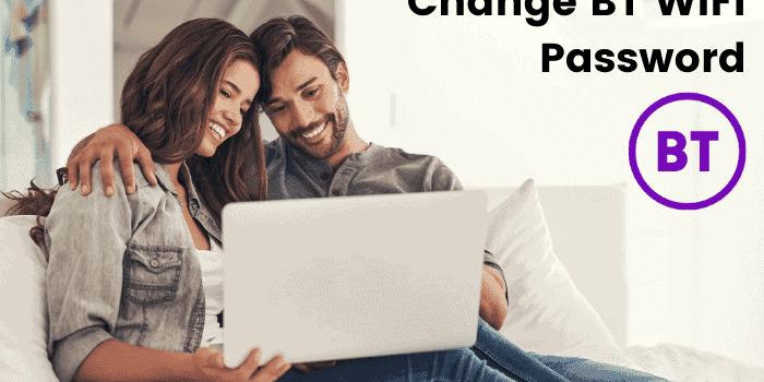 change bt wifi password