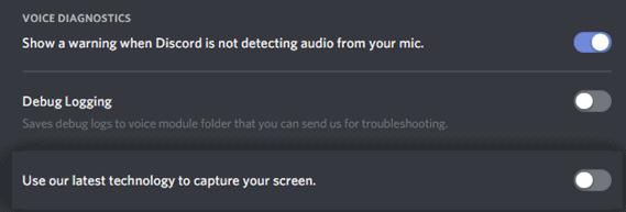 tech disable