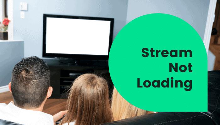 Discord stream not loading