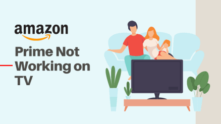 amazon prime not working on tv
