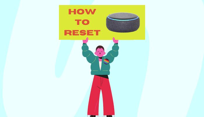 how to reset alexa wifi
