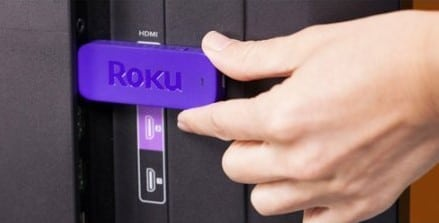 roku connected tv