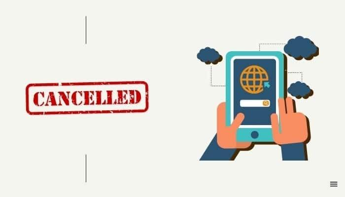 cancelling cox service