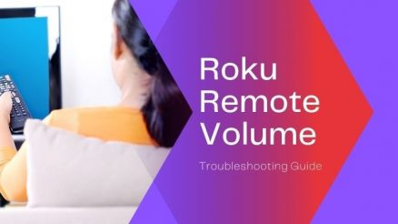roku remote volume not working
