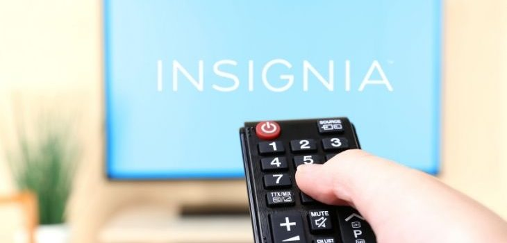 insignia smart tv remote not working